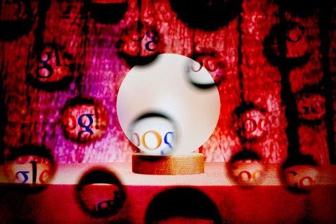 What Google Searches About the Future Tell Us About the Present
