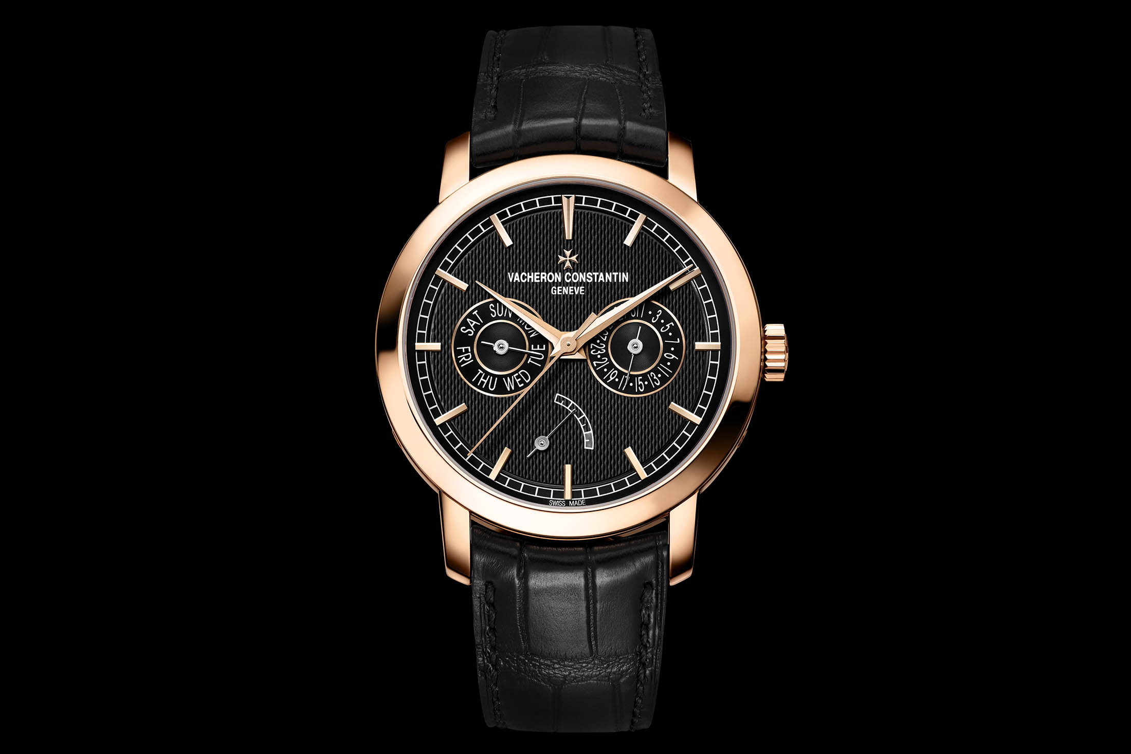 Vacheron Traditionnelle Day-Date and Power Reserve Limited Edition for North America