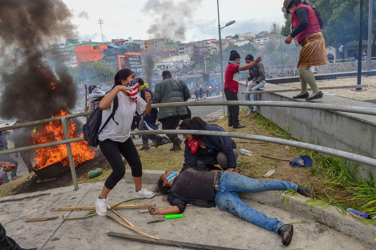 Ecuador's Government Crisis, Explained