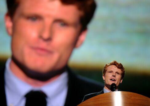 Congressional Candidate for Massachusetts Joseph Kennedy III