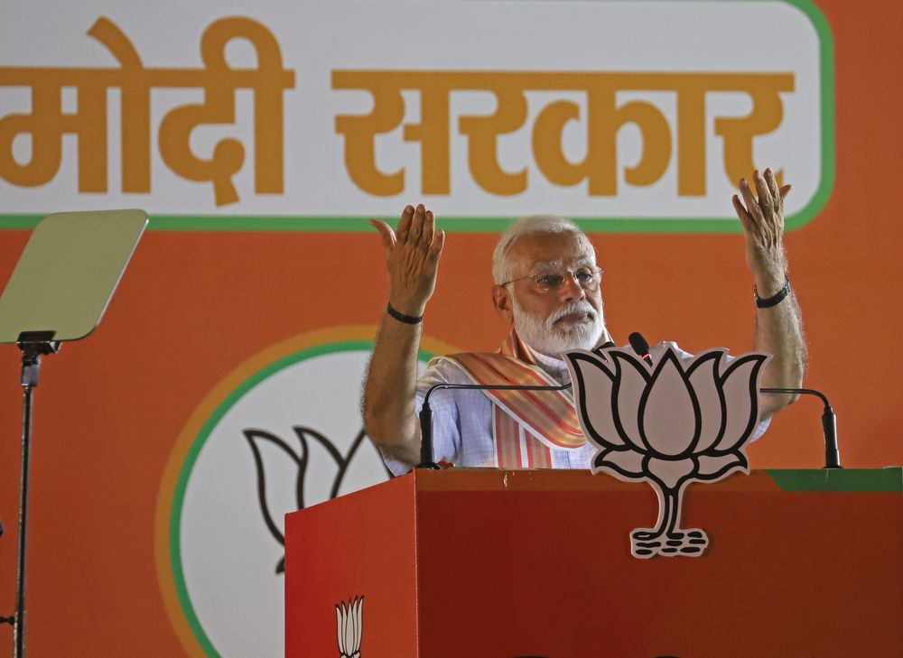 Day After Modi Was Re-Elected, Foreign Funds Bought Indian Bonds