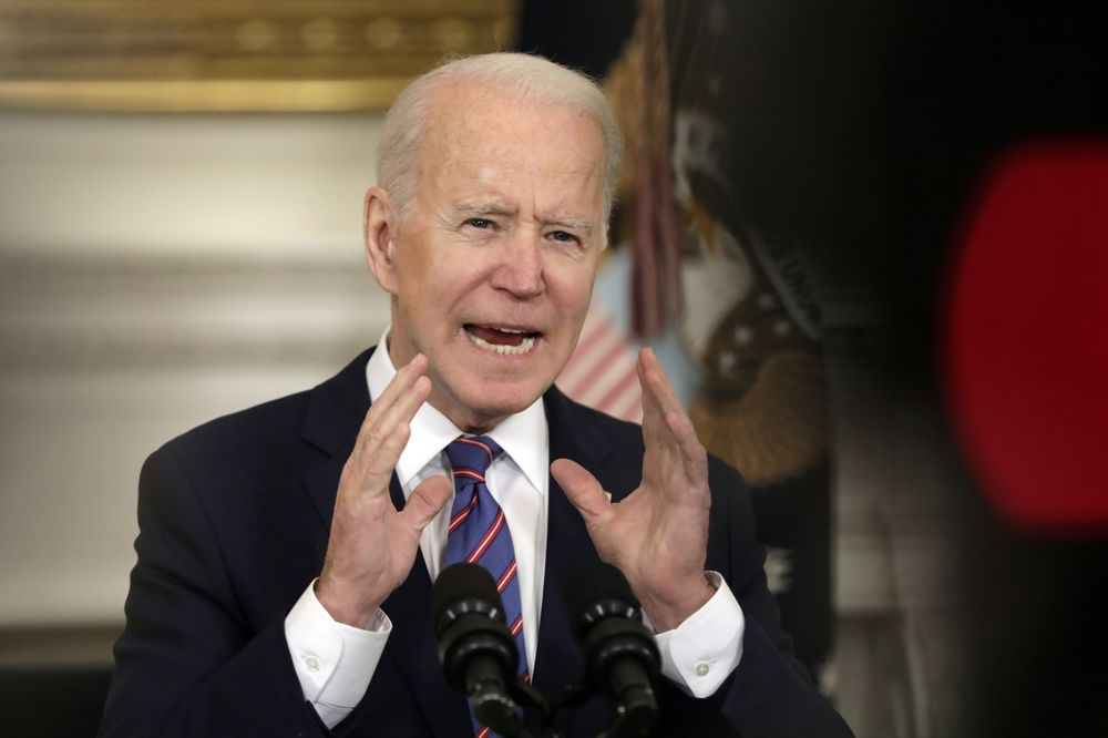 Biden Plans to Order Climate Risk Strategy for Financial Assets - Bloomberg
