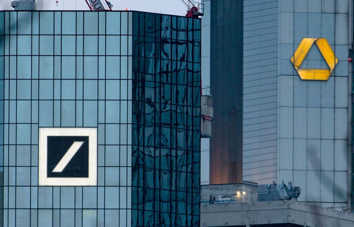 Big German Banks, Stumbling, Decide to Get Bigger