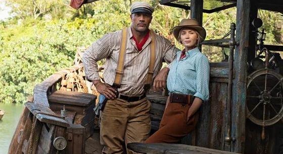 Disney's 'Jungle Cruise' Leads Up Weekend for the Box Office