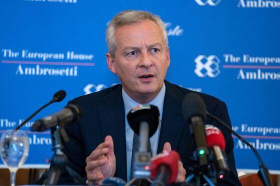 France Signals Progress Toward EU Tax on Global Technology Firms
