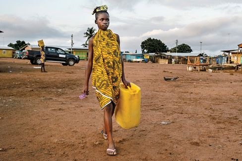 A Water Crisis Threatens Ghana's Economic Growth