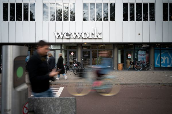 WeWork Deal in Amsterdam at Risk as German Landlord Wavers