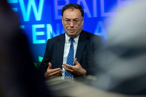 Bank Of England's Andrew Bailey Speaks Ahead Of Interest Rate Decision