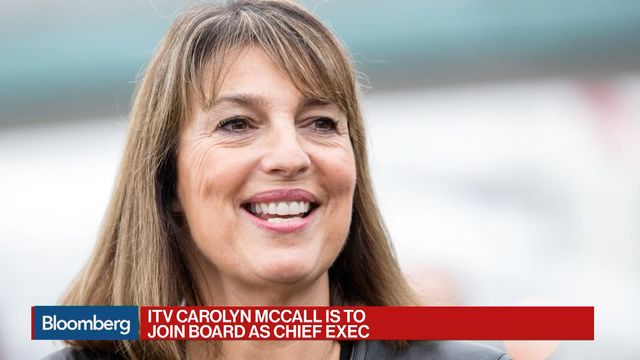 ITV appoints easyJet boss Carolyn McCall as new CEO