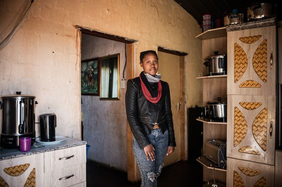 Post-Apartheid Inequality SparksFrustration and Furyin South Africa