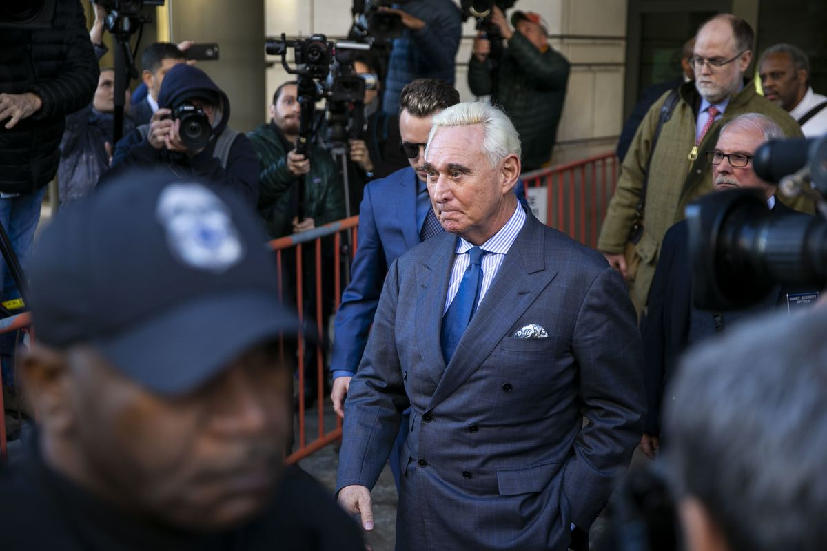 Roger Stone Must Face Trial, Gets Glimpse of Mueller Redactions