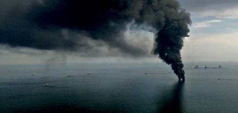 BP Oil Spill Gushing Up To 60,000 Barrels Of Oil A Day Into Gulf Of Mexico