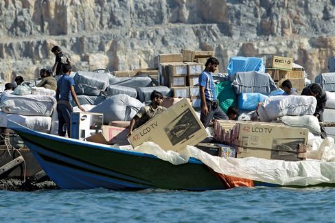 Iran's Smugglers Feel the Squeeze