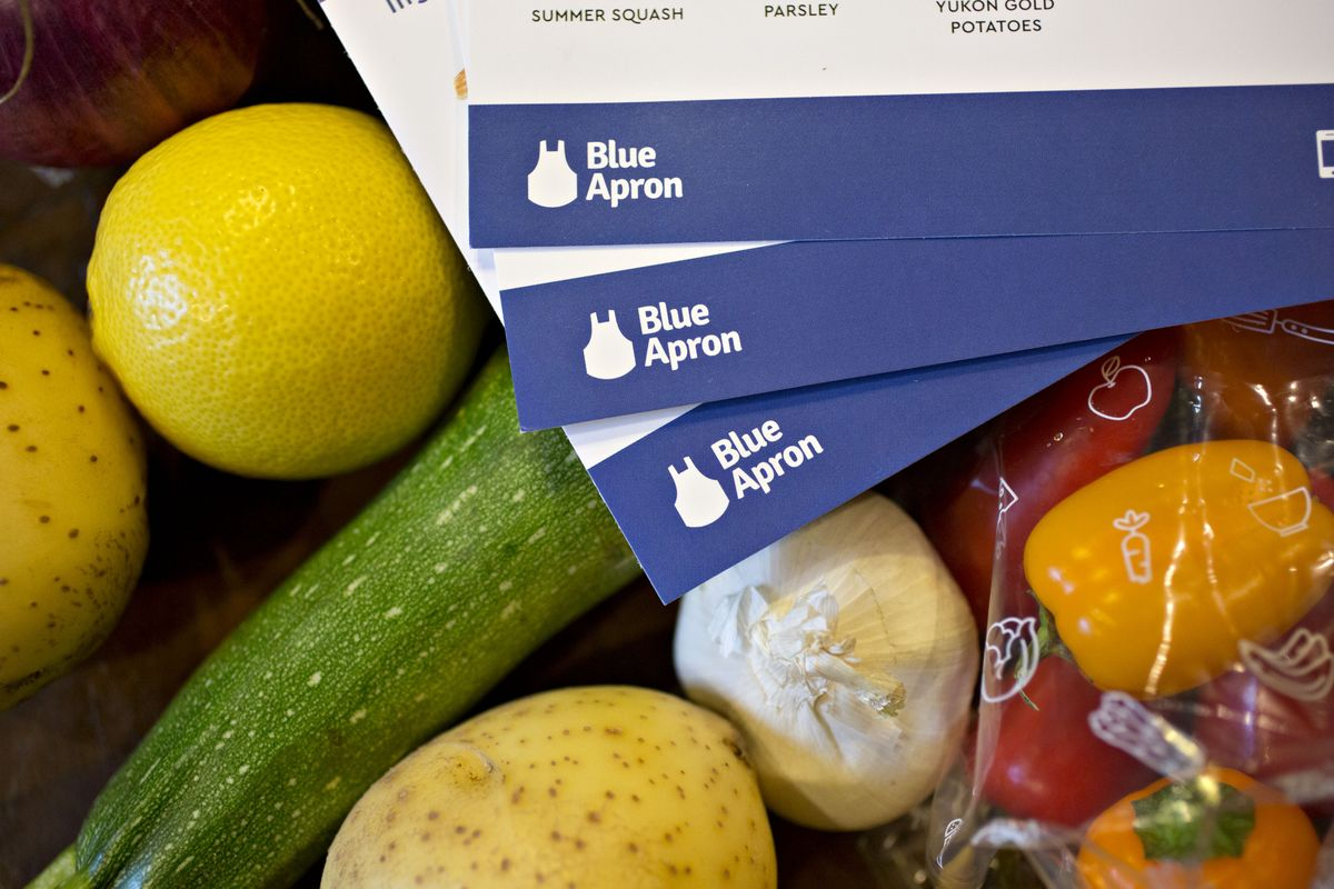 Blue Apron Soars as It Sees Strong Demand in WW Partnership