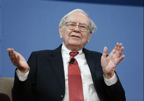 Berkshire Chairman and CEO Warren Buffett