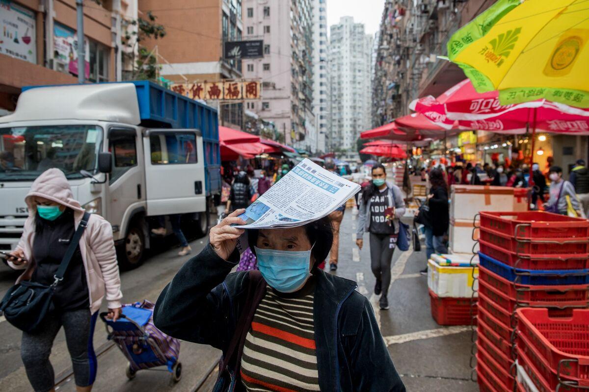 Hong Kong Stocks Trade Like a Frontier Market as Pressure Rises