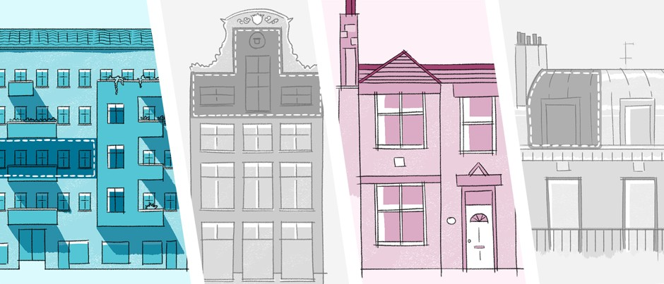 The Story Behind London S Iconic Home Design Bloomberg