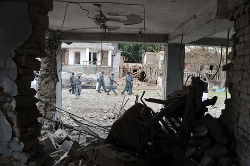 Suicide Attack on India Consulate in Afghanistan as Ties Deepen