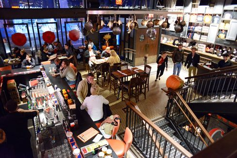 Guy Fieri's Restaurant: 'Ironic Dining' Mecca