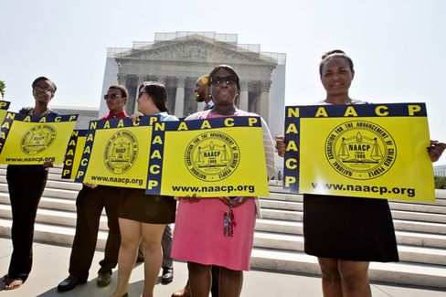 Supreme Court Ends Era of the Voting Rights Act