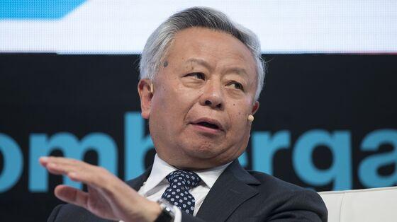 AIIB President Jin Says Pandemic Impacts Bank's Lending