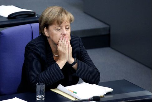 Germany Readies Surrender in Fight to Save Greece