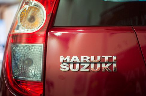 Maruti to Consider Africa Plant as Exports Ebb