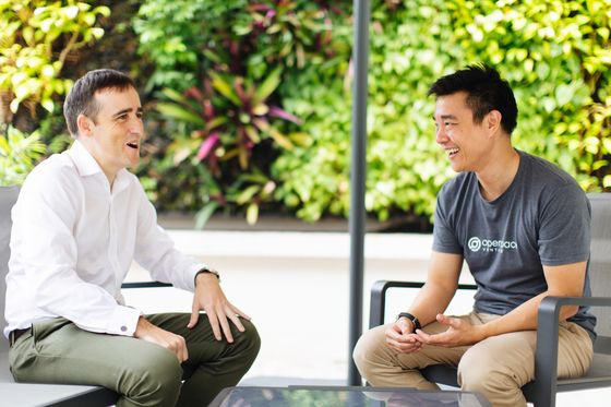 Temasek-Backed Openspace Ventures Closes $200 Million Third Fund