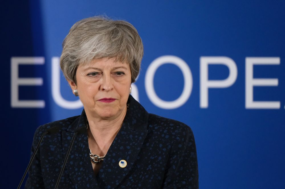 Europe Is Preparing for the End of Theresa May