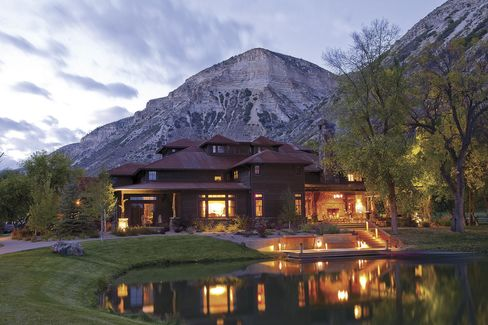 There are two primary structures on the ranch, totaling more than36,000 square feet.