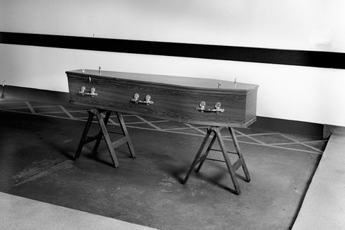 It's Illegal for Monks to Sell Caskets In Louisiana