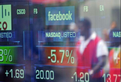 Facebook Director Thiel Sold 20.1 Million Shares After Lock-Up