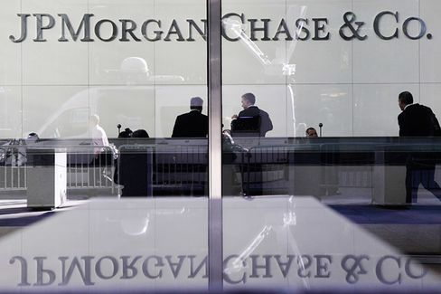 JPMorgan Has a Few Words for the Government