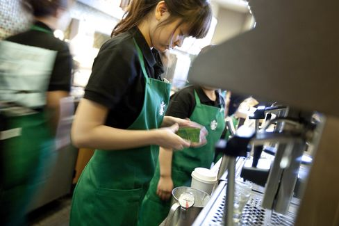 Starbucks Will Sell Via Instant Coffee In China Restaurants