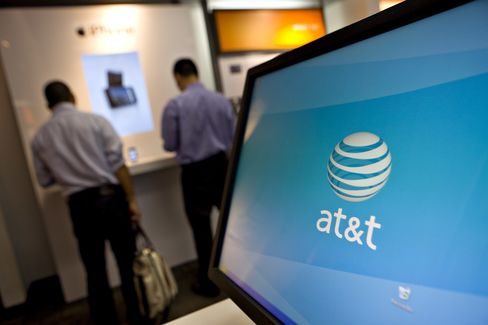 AT&T May Lose $3 Billion Bet on Washington in T-Mobile Deal