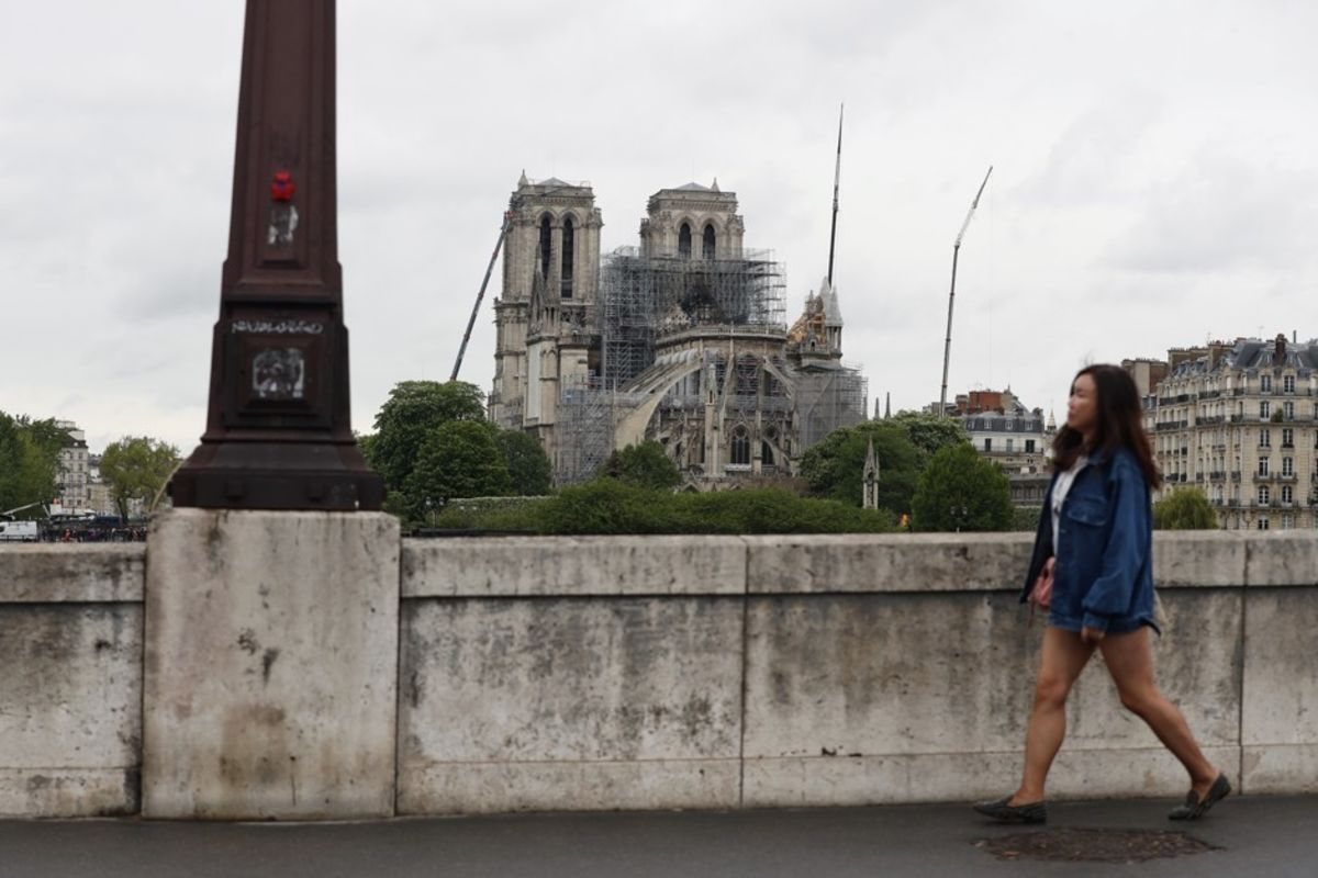 The 'Toxic Fallout' From the Notre-Dame Disaster: Lead Contamination