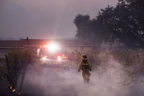 PG&E Sees More than $1 Billion in Fire Costs for Past Two Years
