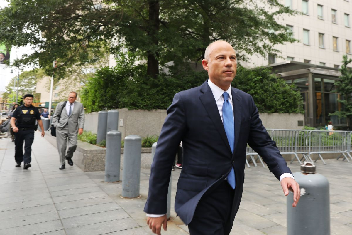 Avenatti Wants White House Emails to Prove He's Been Framed