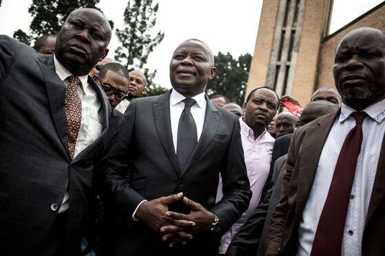 Congo Opposition's Kamerhe Registers to Run for President
