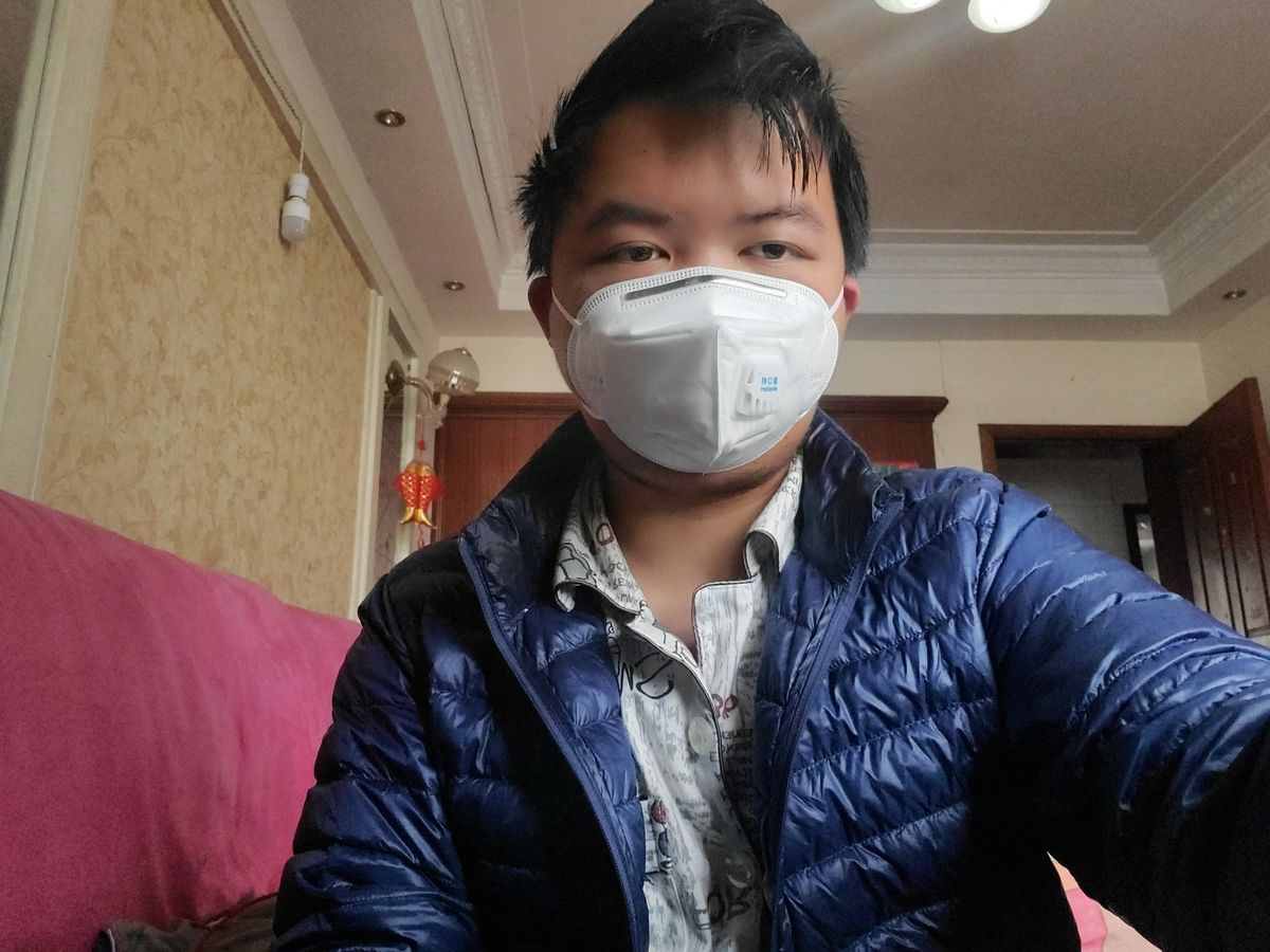 corona virus maskers