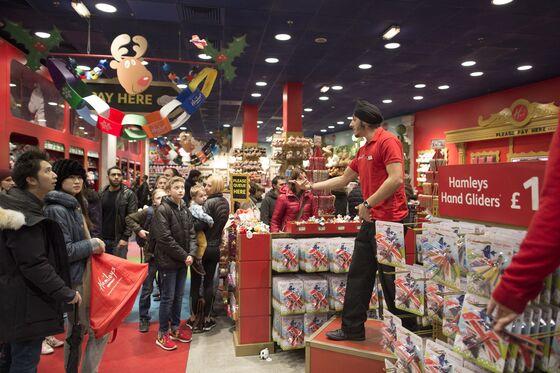 Billionaire Hamleys Owner Plans Toystore Expansion Despite Covid