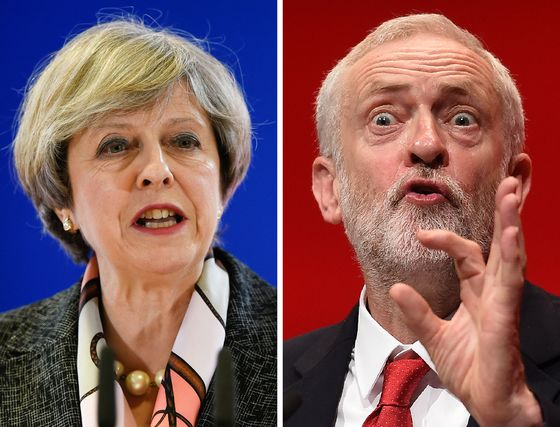 May and Corbyn Both Face Friendly Fire as Parliament Returns