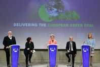 relates to EU Kicks Off Biggest Push Yet on Climate, Braces for a Fight