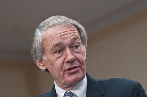 U.S. Representative Ed Markey of Massachusetts