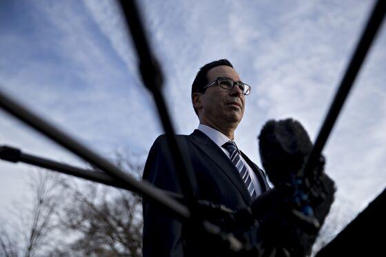 Mnuchin Says He's Hopeful of China Policy Change in 90-Day Truce