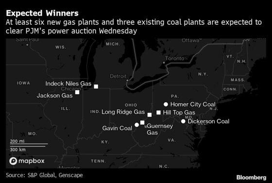 Biden Climate Goals to Take Backseat in Biggest U.S. Power Grid