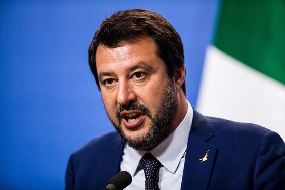 Italy Blows Off EU Warning Shot Over Mounting Budget Deficit