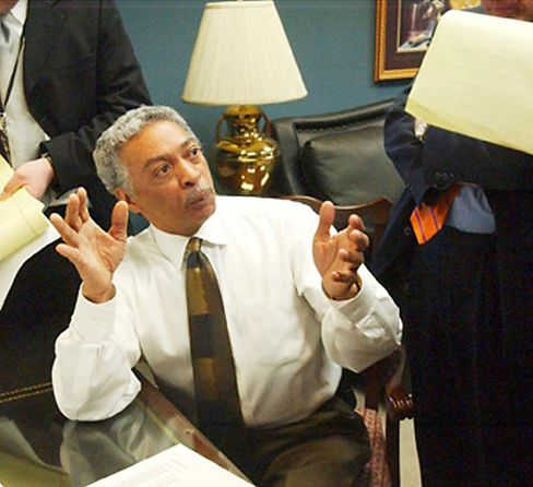 Larry Langford, Former Jefferson County Commissioner