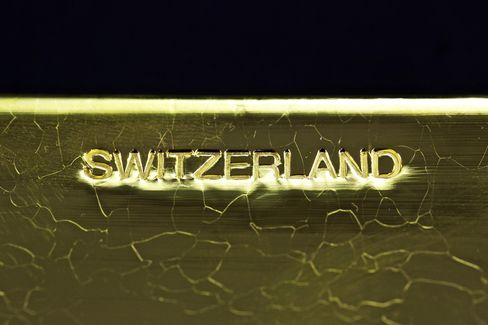 Swiss Gold Vote a Central-Bank-Policy Threat as Yes Means Buying