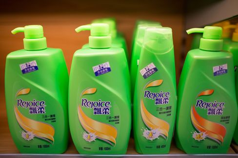 Procter & Gamble Co. Rejoice Hair Care Products